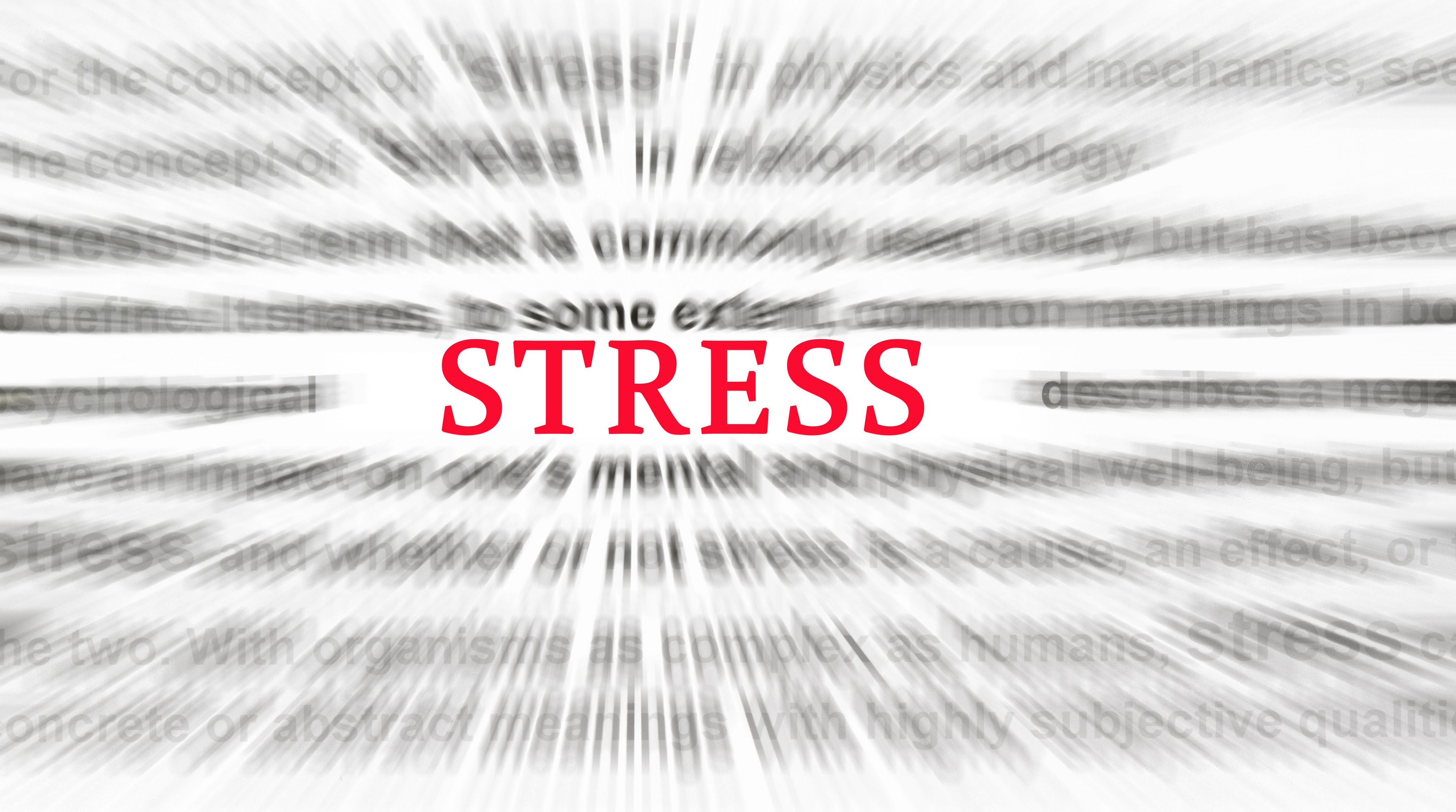 Stress als Ursache von Nebennierenschwäche