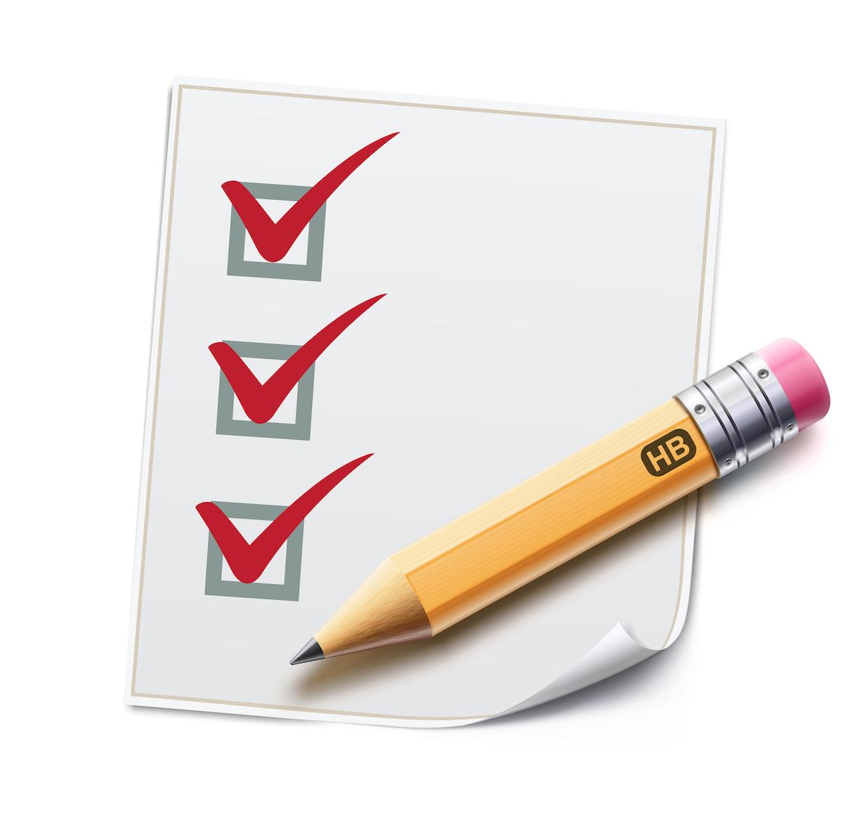 Checkliste Hashimoto Schub und Remission