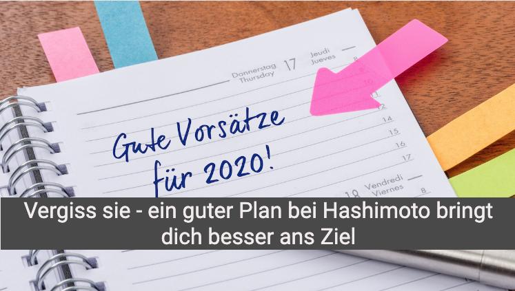 Ein guter plan 2019