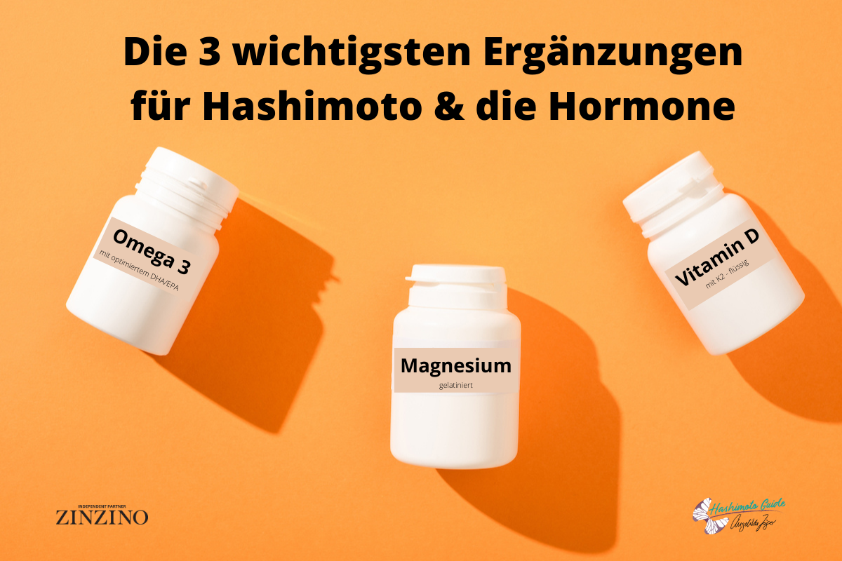Optimale Ergänzung Hormone