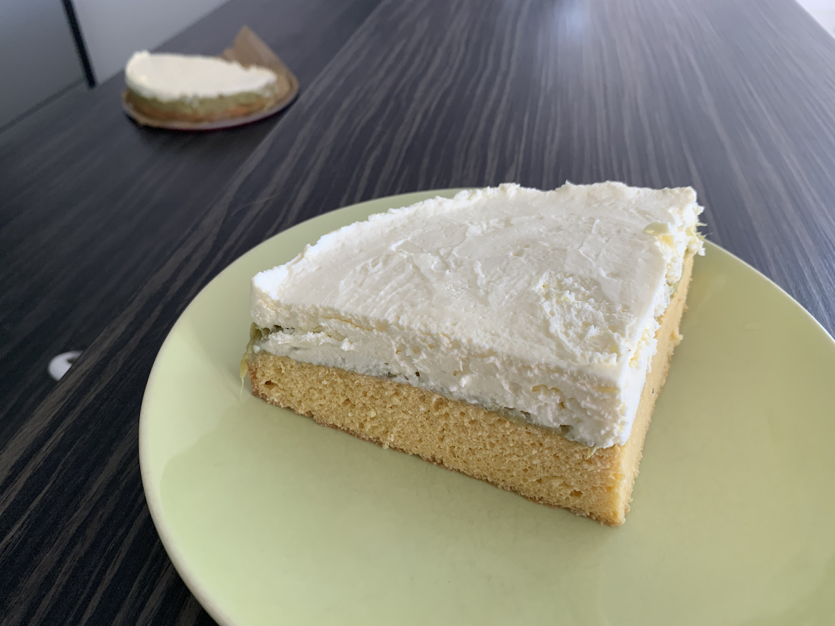 Erfrischende Torte